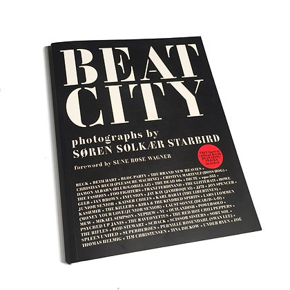 Beat City . Søren Solkær . Photo book