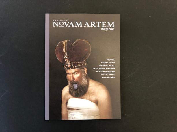 NOVAM ARTEM MAGAZINE VOL. 2 . RELEASE