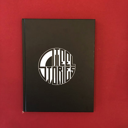 'steel stories' . mix madsen . graffitti book