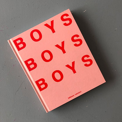 """BOYS BOYS BOYS"" . MENDO .PHOTO ART BOOK"
