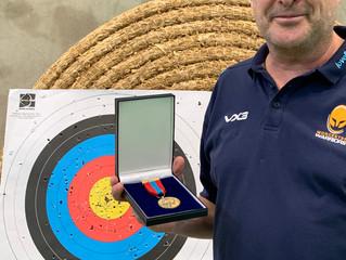 Handicap Improvement Medal Winner