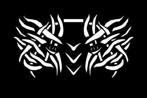 Tiger Eyes Print