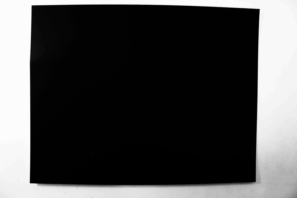 Scratch-Art scratchboard frontal view