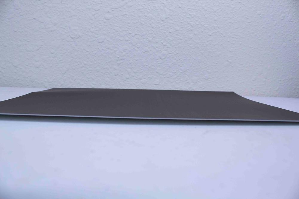 Scratch-Art scratchboard thickness view