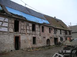 Le siège de Rivalis à Logelheim en 2005