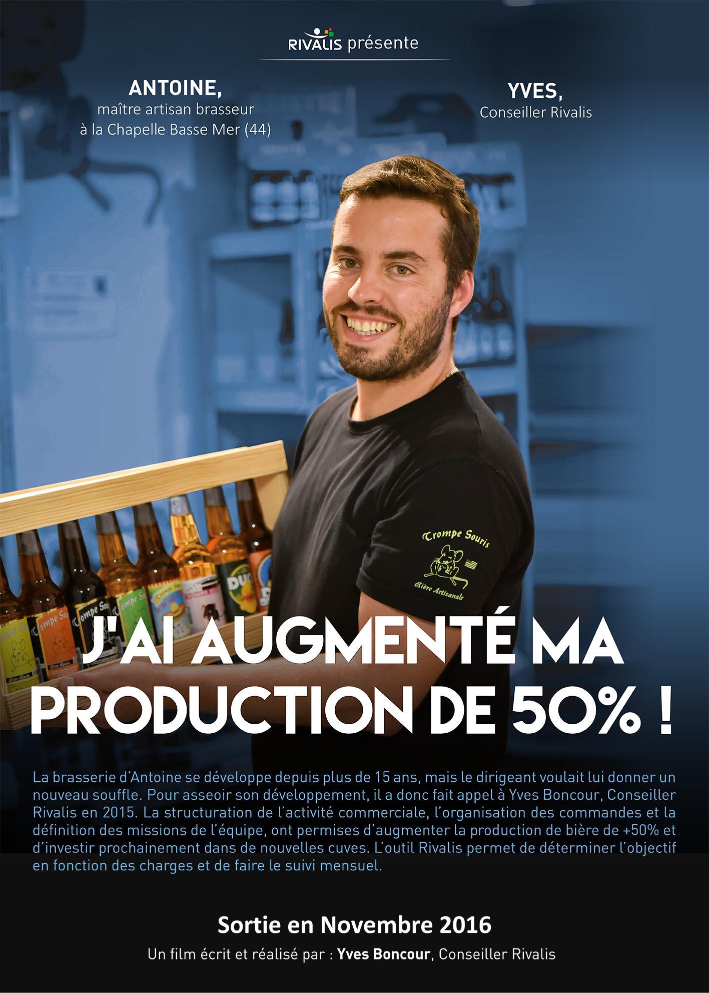 Antoine, brasseur