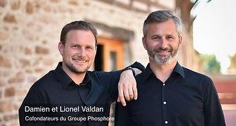 Damien et Lionel Valdan