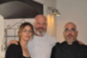 Philippe Etchbest, Marielle, Patrick
