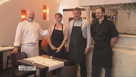 Cauchemar en cuisine Strasbourg
