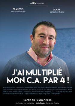 François, chaudronnier