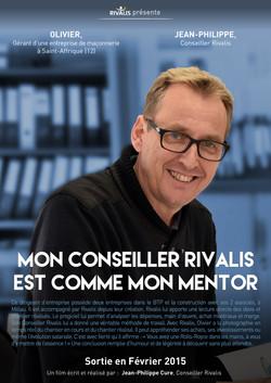 Olivier, maçon