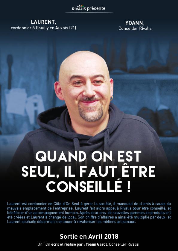 Témoignage Laurent, cordonnier