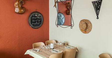 Restaurant Lou Pebre - Cavalaire