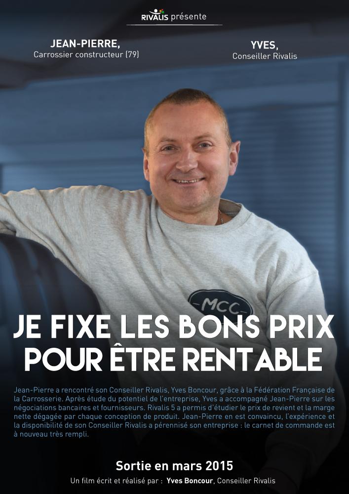 Jean-Pierre, carrossier-constructeur
