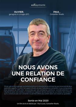 Olivier, garagiste