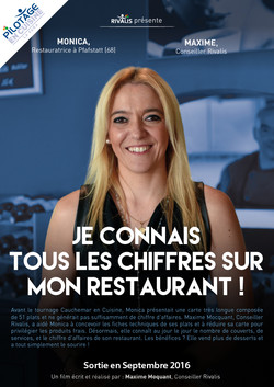 Monica, restauratrice