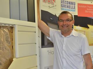 Témoignage de Gérard, spécialiste en isolation extérieure : « Grâce à mon Conseiller Rivalis, je me