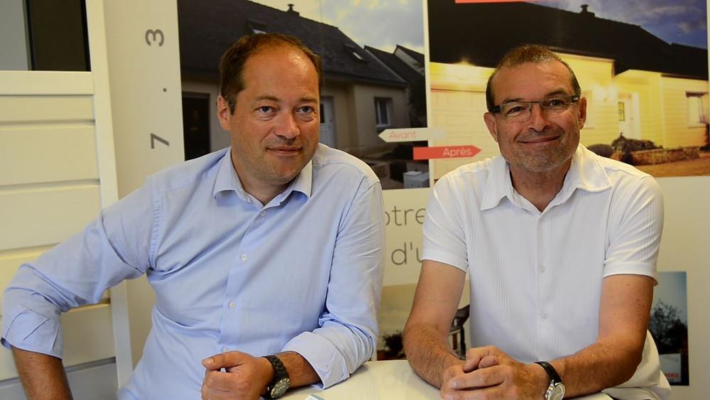 Gérard et son Conseiller Rivalis