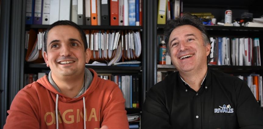 Nicolas et Jean-Philippe Cure