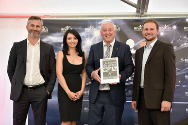 Partenariat avec les Meilleurs Ouvriers de France en 2016