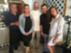 Tournage Cauchemar en Cuisine O Franco Thaï Rivalis