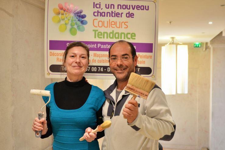 Tonio et Fanny, utilisateurs de Rivalis