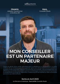 Franck, métallier