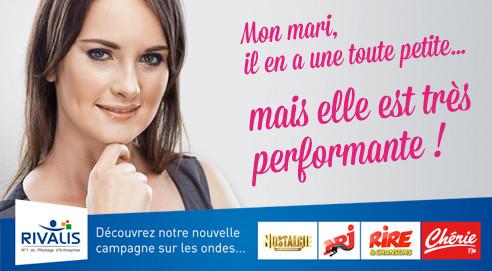 Campagne radio Rivalis