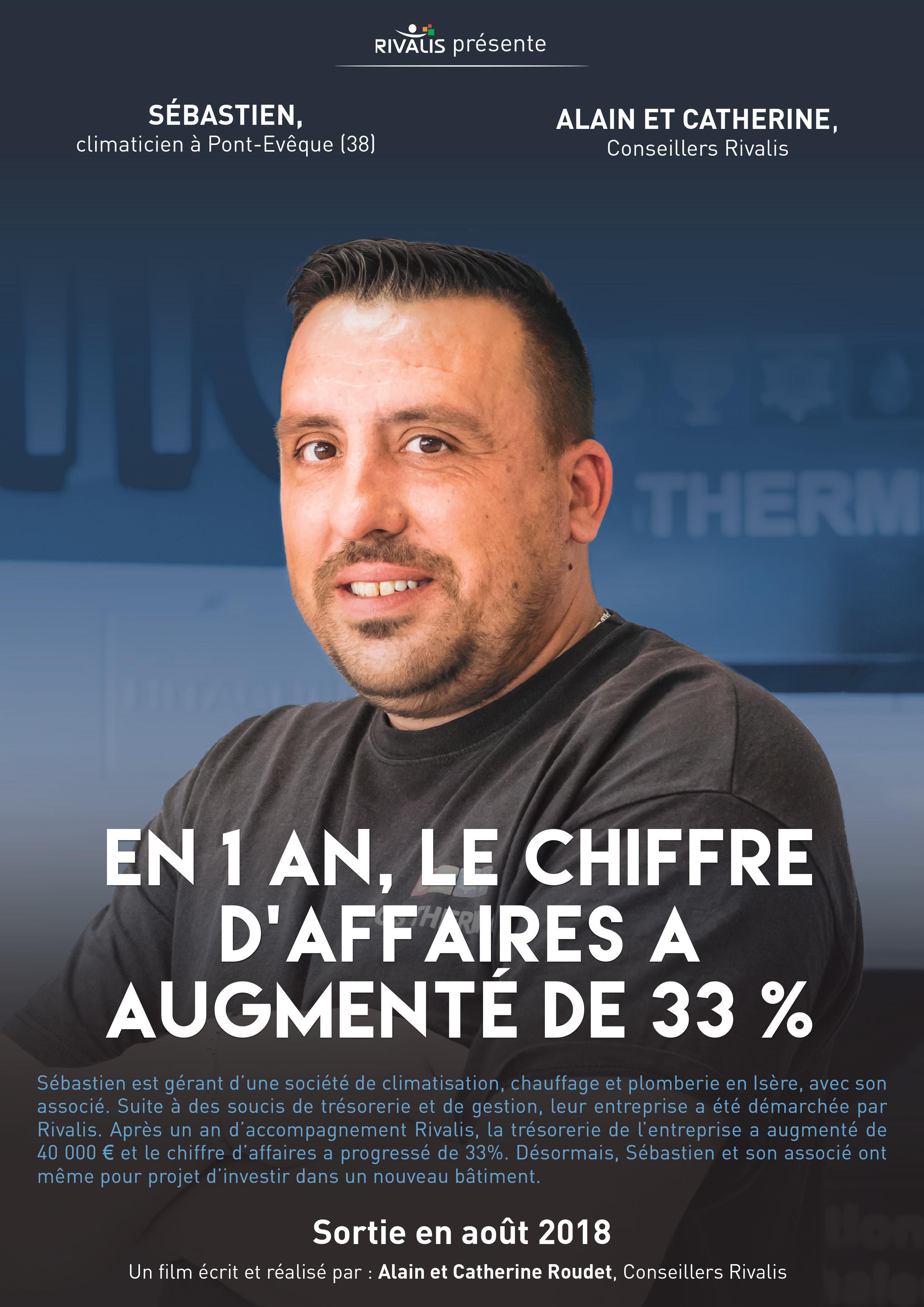 Sébastien, climaticien