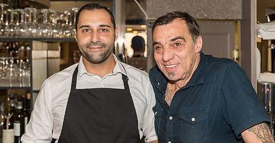 Damir et Amira, restaurateurs à Strasbourg
