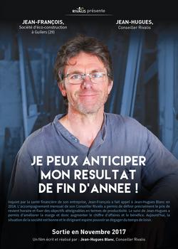 Jean-François, éco-construction