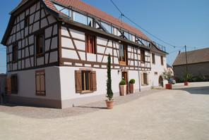 Le siège de Rivalis à Logelheim en 2011