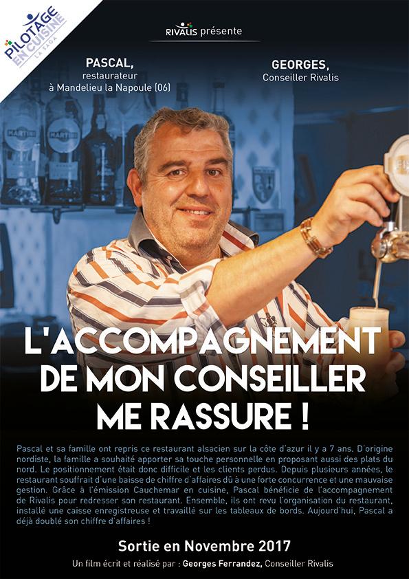 Pascal, restaurateur