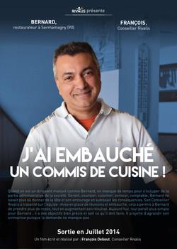 Bernard, restaurateur
