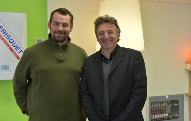 Guilhem et Jean-Philippe Cure