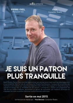 Pierre-Yves, menuisier