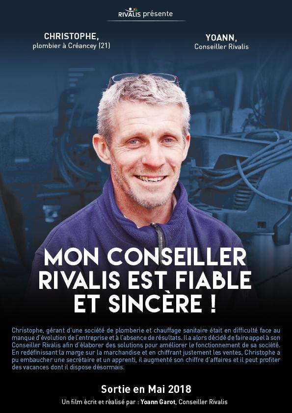 Christophe, plombier