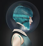 robot androïde femme