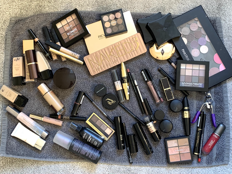 Give your makeup bag an early 2021 spring clean makeover