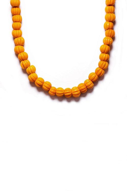 Collar Pumpkin  Oro