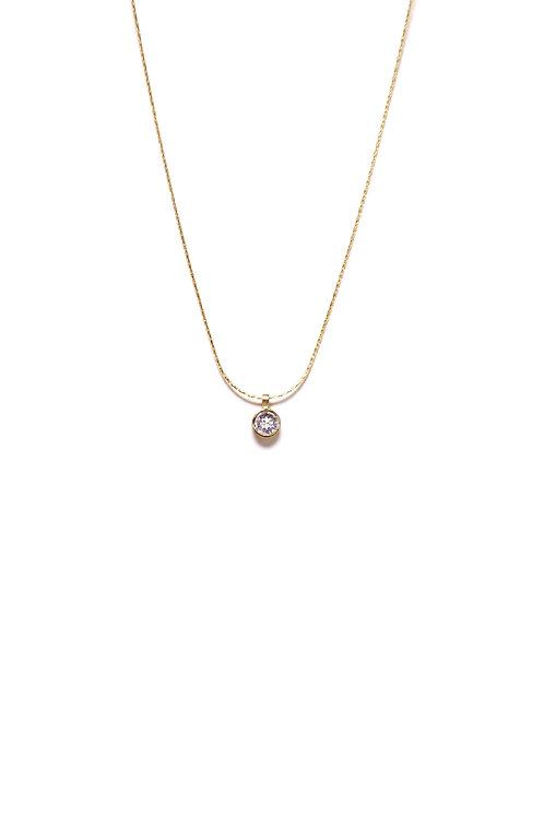 Collar Lyra Oro
