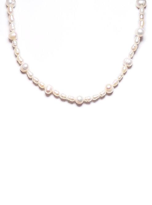 Collar Perlas del Paraíso Oro