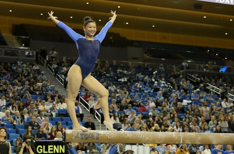 D1 Gymnast and Mental Health Advocate - Interview with Anna Glenn!!