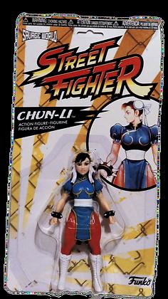 Funko Savage World Street Fighter Chun Li Action Figure