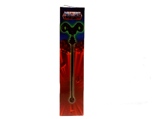 Masters Of The Universe Skeletor Havoc Staff Scaled Prop Replica