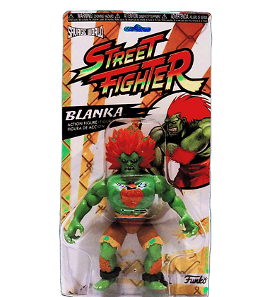 Funko Savage World Street Fighter Blanka