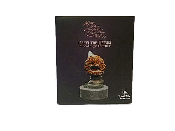 Weta The Dark Crystal Age of Resistance Baffi the Fizzgig Statue