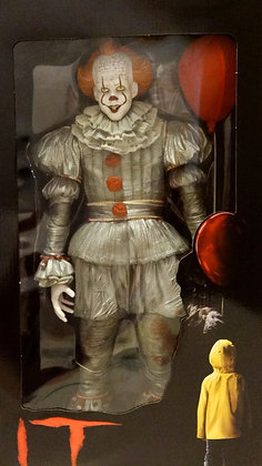Neca It Pennywise 18 inch 1/4 Scale Action Figure 2017