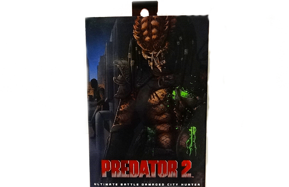 Predator 2 Ultimate Guardian Predator Action Figure