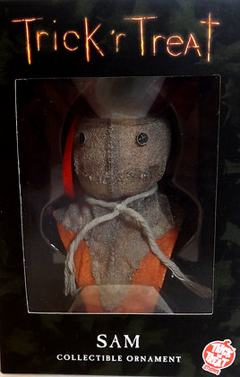 Trick or Treat Holiday Horrors Sam Ornament